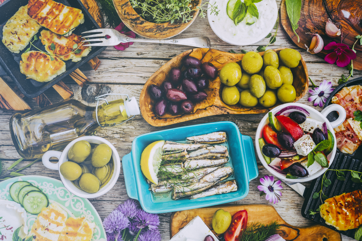 What is the Mediterranean diet and why is it good for you?