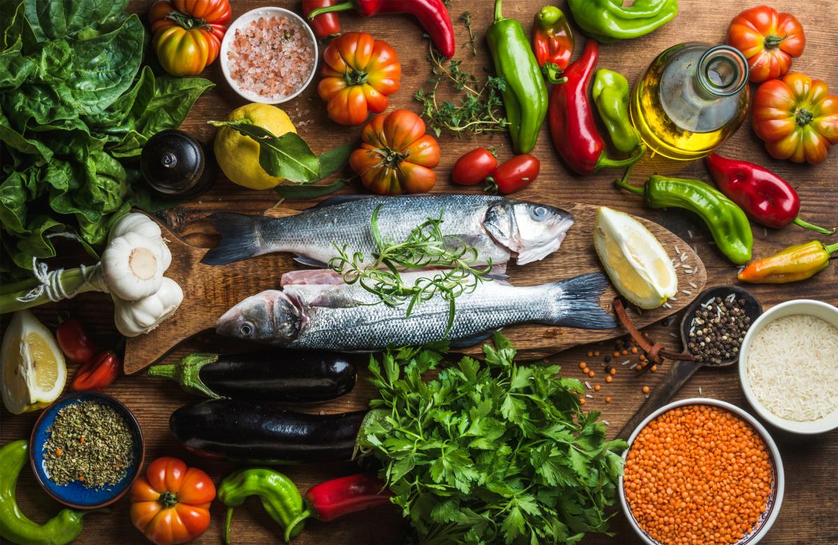 The Mediterranean diet & FODMAPs