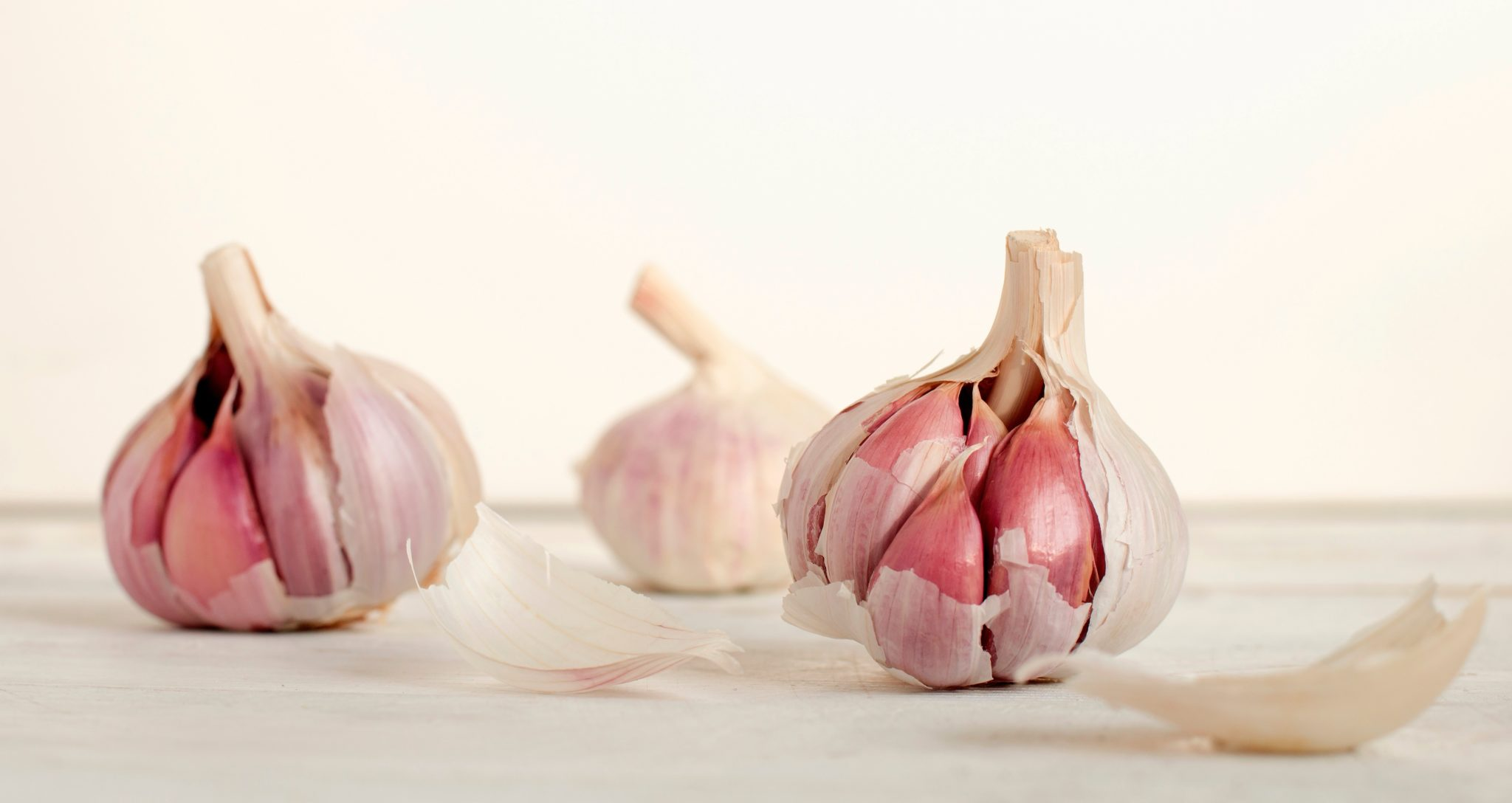 Breaking up with Garlic
