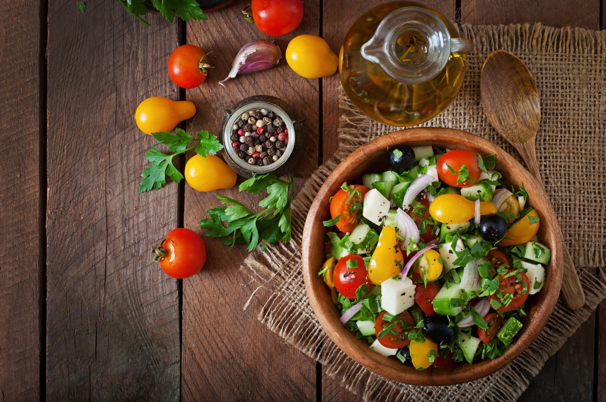 Culinary nutrition: making healthy food fun and interesting
