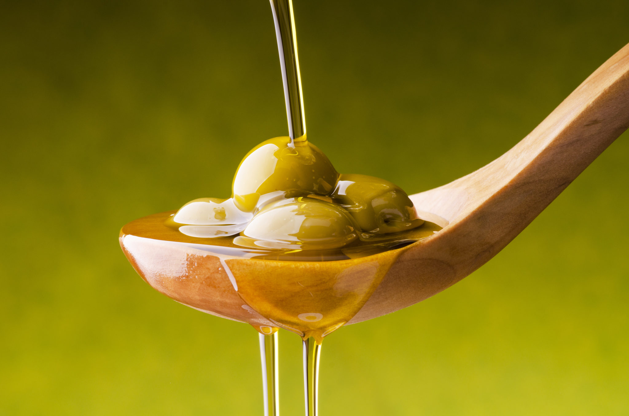 A taste for olive oil – and its health benefits