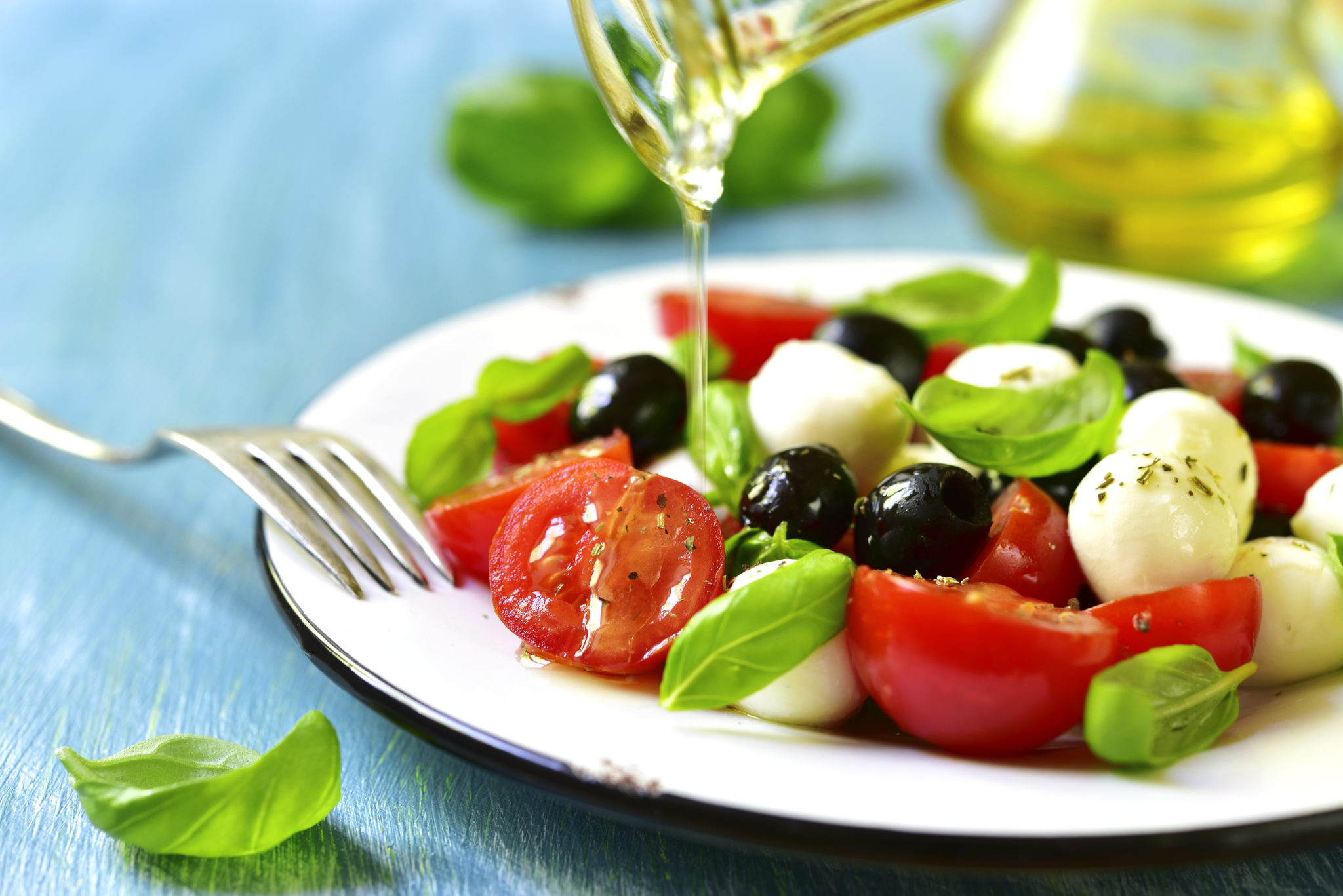 Mediterranean diet and EVOO as cancer-fighting foods