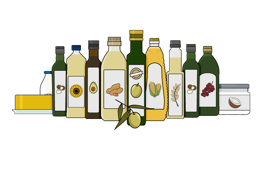Which oils are best?: Olive Wellness Institute's oil comparison tool