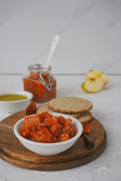 Tomato & Date Chutney