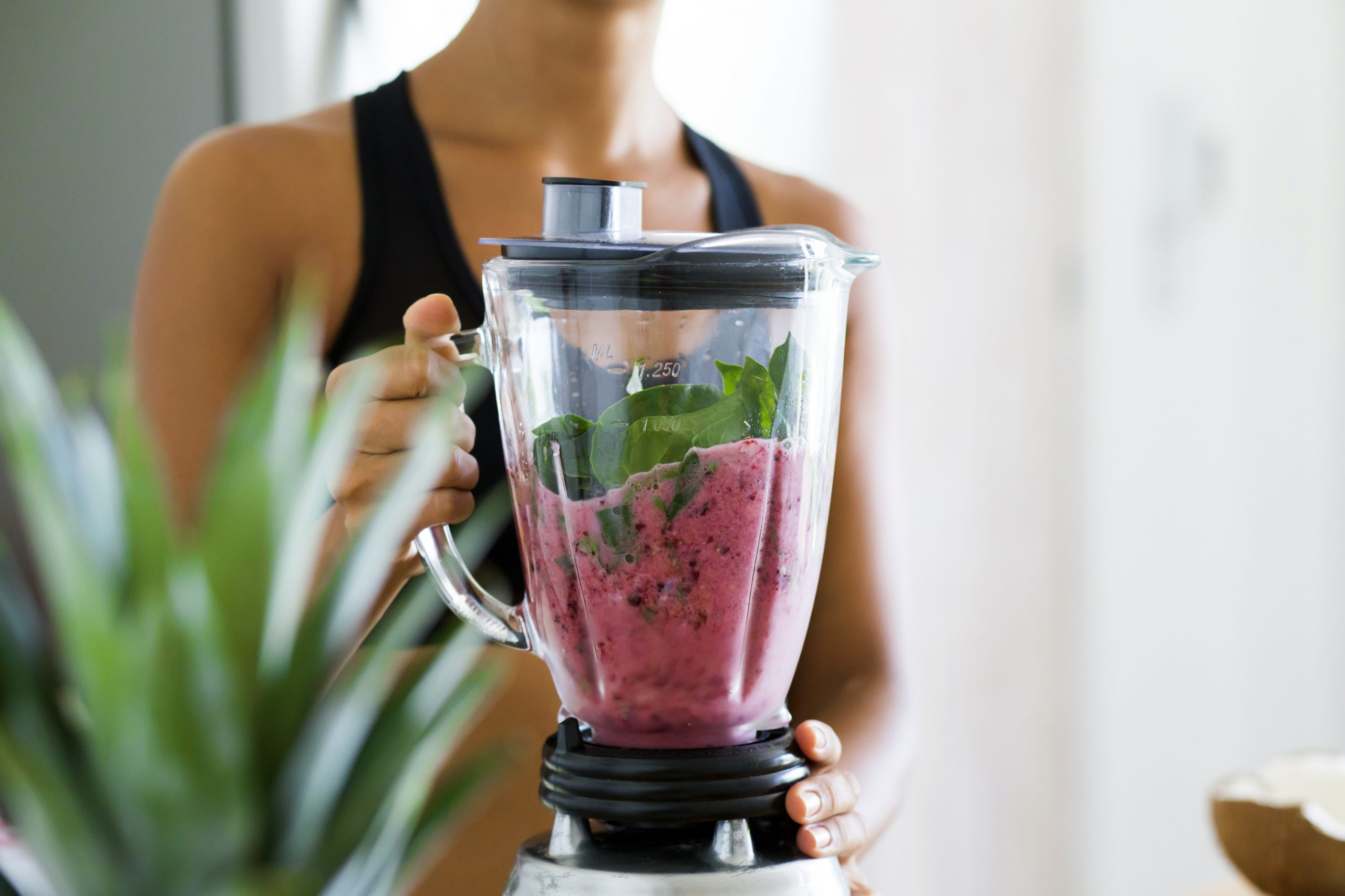 SpinBerry Smoothie